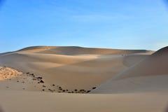Desert in Mui Ne Stock Photos