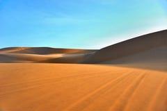 Desert in Mui Ne Stock Images