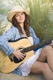 Desert Music Stock Image
