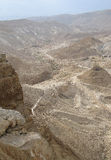 Desert near Masada Royalty Free Stock Photo