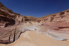 Desert. Negev near Eilat, Israel Stock Photos