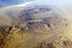 Desert of nevada. The desert of nevada on usa Royalty Free Stock Image