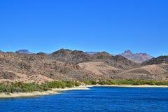 Desert Oasis Royalty Free Stock Photo