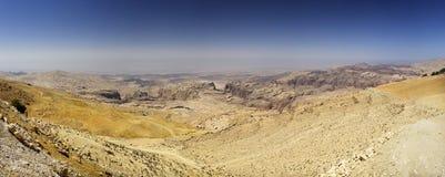 Desert Panorama Royalty Free Stock Photos