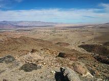 Desert park Stock Image