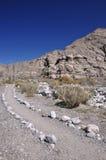 Desert Pathway Stock Photos