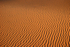 Desert patterns Royalty Free Stock Photos
