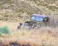 Desert Pickup Stock Photography
