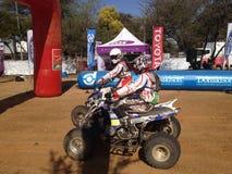 Desert race Stock Photos