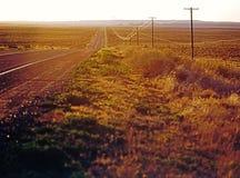 Desert Road Stock Photos