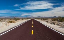 Desert Road Classic Stock Image