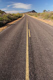Desert Road Stock Photos
