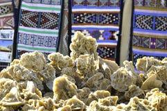 Desert Rose. The Chott el-Jérid Salt Lake,Tunis, North Africa Royalty Free Stock Image