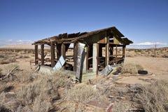 Desert Ruin Stock Image
