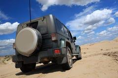 Desert Safari Royalty Free Stock Photo