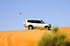 Desert Safari Stock Photography