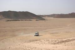 Desert safari Royalty Free Stock Photography