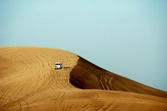 Desert Safari Royalty Free Stock Images