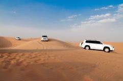 Desert Safari Stock Photo