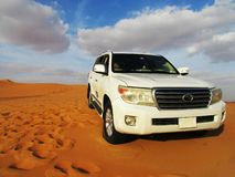 Desert Safari Dubai, United Arab Emirates. Desert Safari Dubai is a great fun while in Dubai, Arabian Desert somewhere in Dubai Desert, The great place to stock photography
