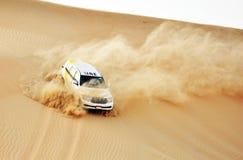 Desert Jeep Safari Stock Photos