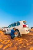 Desert Safari Stock Photography