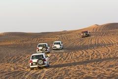 Desert safari Stock Images