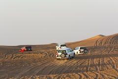 Desert safari Royalty Free Stock Photos