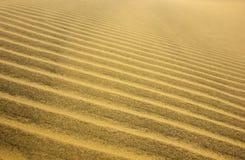 DESERT SAND. Structure of the sand of desert,Desert sand Royalty Free Stock Photos