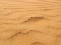 Desert Sand Royalty Free Stock Photo