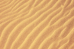 Desert sand background Royalty Free Stock Image