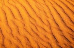 Desert sand background. Stock Image