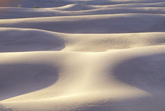 Desert Sand, Death Valley, California Stock Photography
