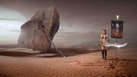 Desert, Sand, Landscape, Aeolian Landform