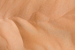 Desert Sand Pattern Royalty Free Stock Photography