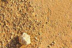 Desert sand pattern texture Stock Image
