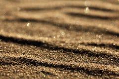Desert sand texture background Stock Image