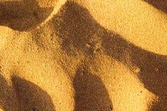 Desert sand texture Royalty Free Stock Image