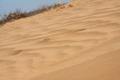 Desert sand Stock Photo
