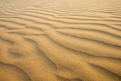 Desert sands Royalty Free Stock Photos