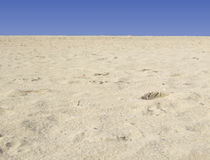 Desert Sands Stock Photo