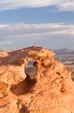 Desert Sandstone Scuplture Royalty Free Stock Image