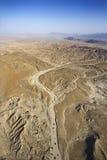 Desert scene. Royalty Free Stock Image