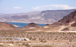 Desert Scenery Royalty Free Stock Photo