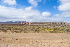 Desert scenery Stock Photos