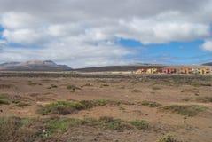 Desert Scenery - Resort Destination Stock Photos