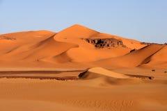 Desert scenes16 Royalty Free Stock Image