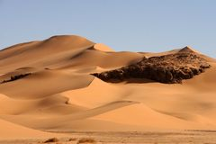 Desert scenes18 Stock Images