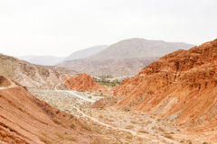 Desert scenic stock photography