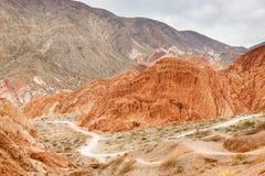 Desert scenic Stock Images